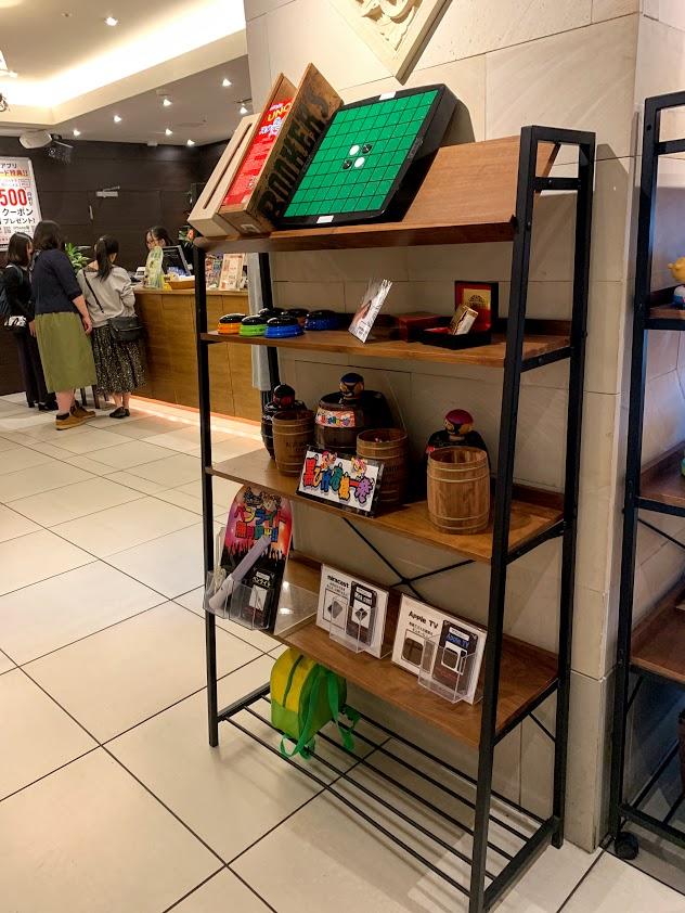 パセラ 横浜イアス店 おもちゃ