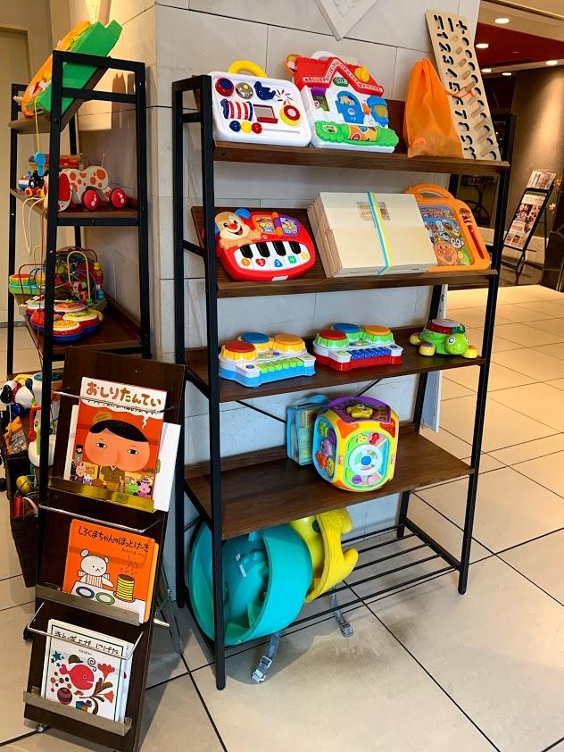 パセラ横浜ハマボールイアス店 おもちゃ 子連れオススメ