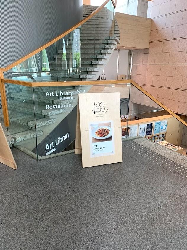 100本のスプーン 子連れ 東京都現代美術館