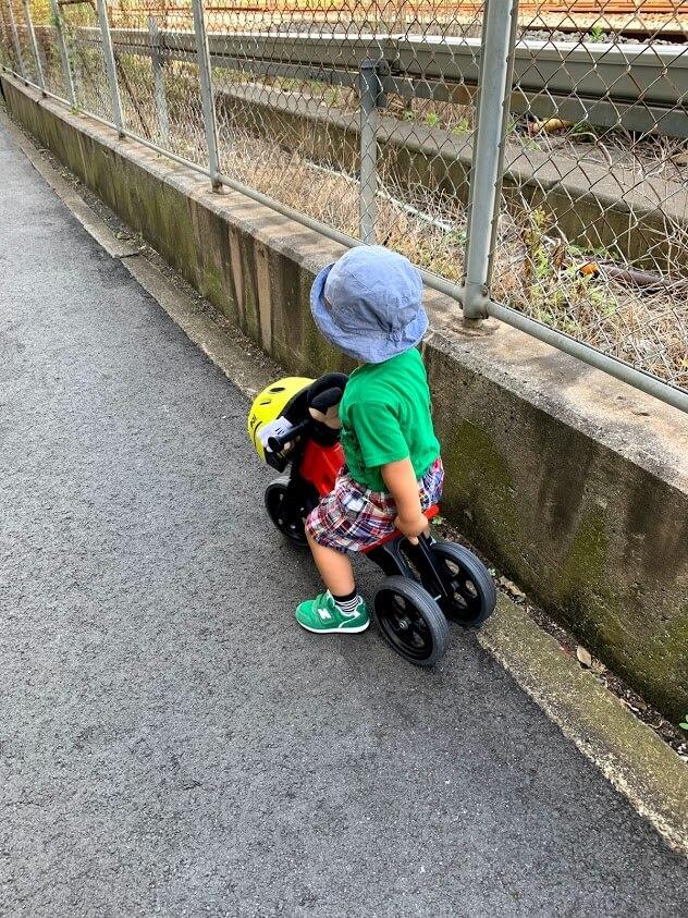 スマートライドスポーツ キッズバイク ストライダー