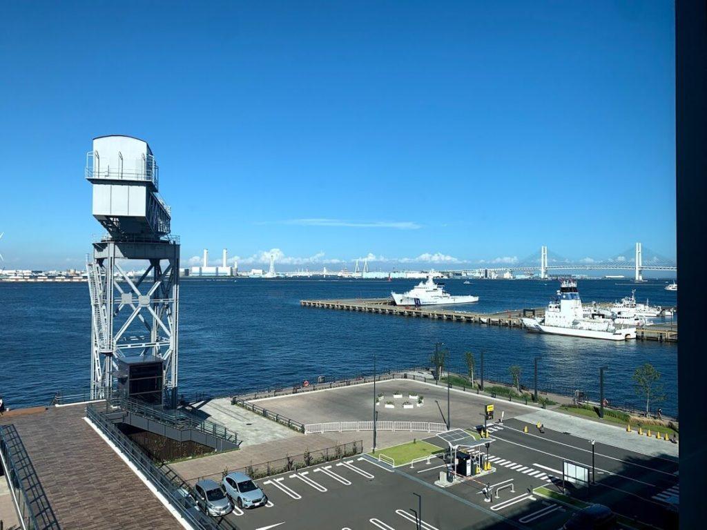 子連れ インターコンチネンタル横浜Pier8 レビュー