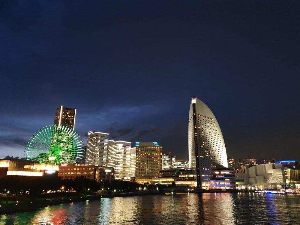 子連れインターコンチネンタル横浜Pier8 ホテルレビュー