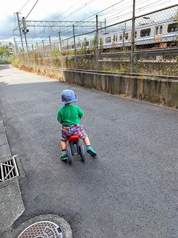 電車の見えるカフェ 横浜 子連れ