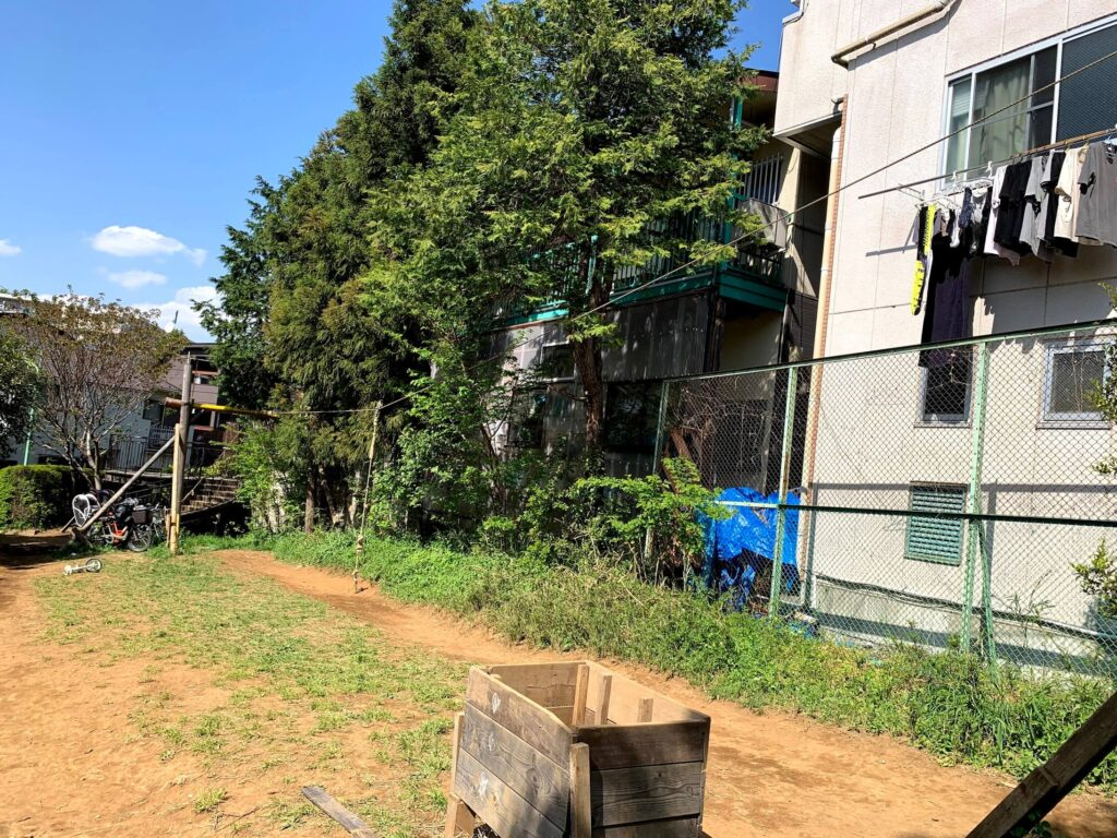 駒沢はらっぱプレーパーク 駒沢緑泉公園 子連れじゃぶじゃぶ池